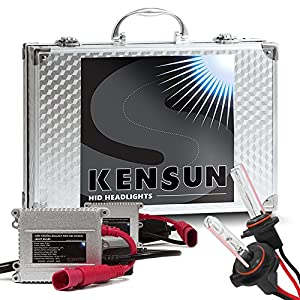 Fog Lights Extra Bright HID Xenon Conversion Kit by Kensun H10 6000K