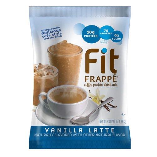 Big Train Vanilla Frappe Single