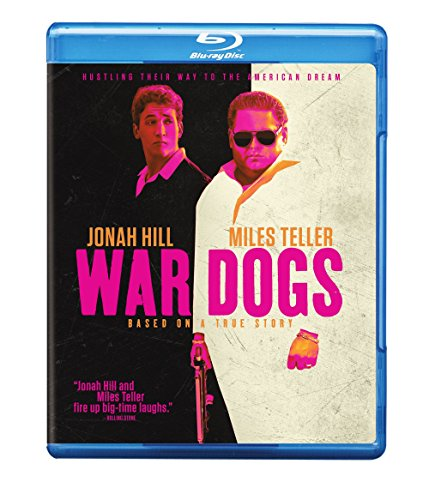 Blu-ray : War Dogs (Ultraviolet Digital Copy, Eco Amaray Case, , Dolby, AC-3)