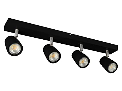 Plafonnier led ledwa60 x 7 4000 k wenge en bois maison leuchten