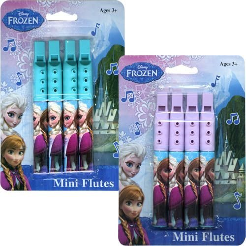 Disney Frozen Mini Flutes