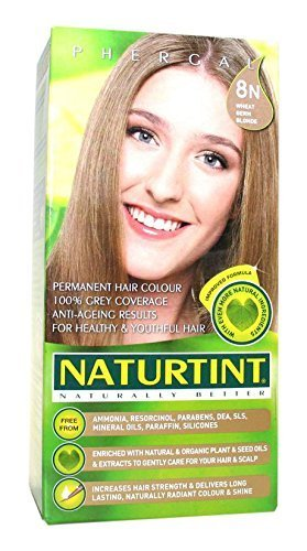 Naturtint - Permanent Hair Colorant-Wheat Germ Blonde, 5.28 fl oz