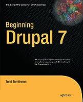 Beginning Drupal 7 Front Cover