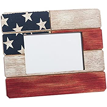 Amazon.com - Patriotic Family Picture Frame by Our Name is Mud -