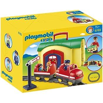 PLAYMOBIL 1.2.3 My Take Along Train