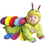 "Unique Infant Baby Caterpillar Costume, 6 Months"""