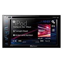 PIONEER 6.2-Inch Double-din In-dash Dvd Receiver