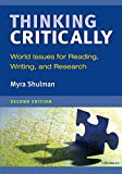 Thinking Critically, Second Edition: World Issues for Reading, Writing, and Research