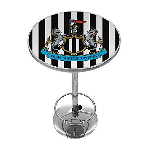 fan products of Premier League Newcastle United Chrome Pub Table
