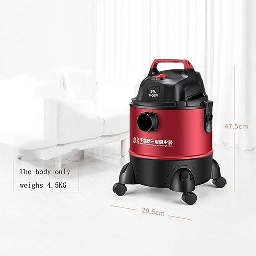 XUE Aspirador Vertical, Wet/Dry Dustbuster, Portátil Vertical de ...