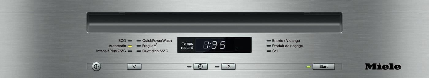en soldes 9a4c7 3c9dd Miele G 6630 Sci Dishwasher 41 DB: Amazon.co.uk: Large ...