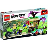 LEGO - 75823 - The Angry Birds Movie - Le Vol de L'œuf de L'île des Oiseaux