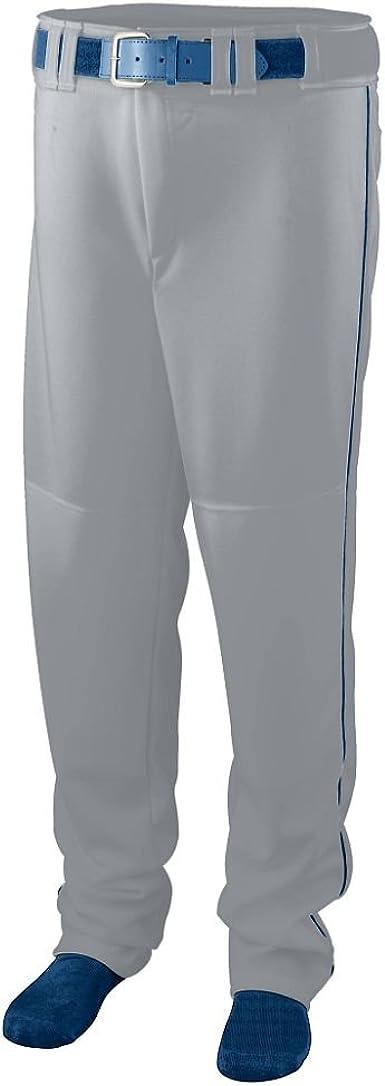 US Augusta Sportswear BOYS PULL-UP PRO BASEBALL PANT S White