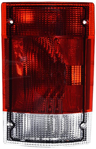 - TYC 11-5007-80-1 Ford Right Replacement Tail Lamp