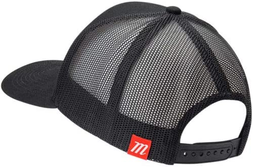 Marucci M Trucker Baseball Snapback Hat MAHTTRP