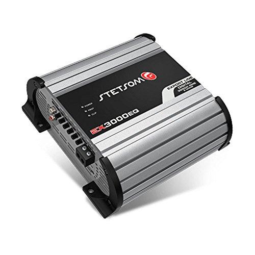 Stetsom EX3000EQ-2OHM 3600 Watts RMS 2 ohms Digital Mono ...
