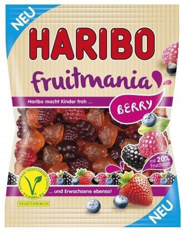 Haribo Fruitmania Berry (6 x 175g)