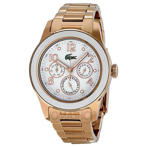 Lacoste Advantage Multifunction Gold-tone Steel Ladies Watch 2000719 by Lacoste (Image #2)