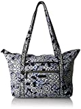 Vera Bradley Women's Iconic Miller Travel Bag-Signature