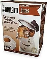 Bialetti - Cafetera Brikka Express La Cremina 4 Tazas: Bialetti ...