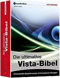 Das grosse Buch Die Ultimative Vista Bibel