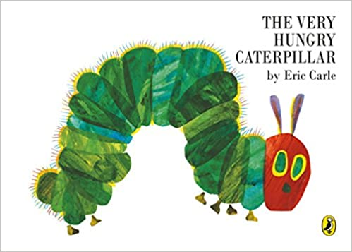 the very hungry caterpillar online story