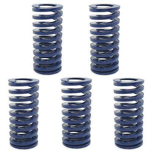 ALLNICE Die Springs leichte Druckform-Druckfedern für 3D-Drucker Creality CR-10 10S S4 Ender 3 Wärmebettfedern Bottom Connect Leveling