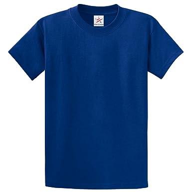 7b13acce Plain Royal T Shirt Unisex Tshirts Royal Blue Small 100% Rich Soft Cotton T  Shirt