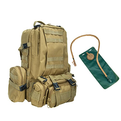 Pinty Premium Tactical Backpack Hydration product image