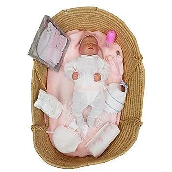 Borda y más Bebé Reborn recién Nacido ... - Amazon.es