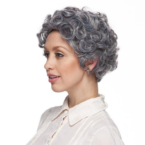 High Quality Grey Mom Costume Wigs (Et Mom Costume)