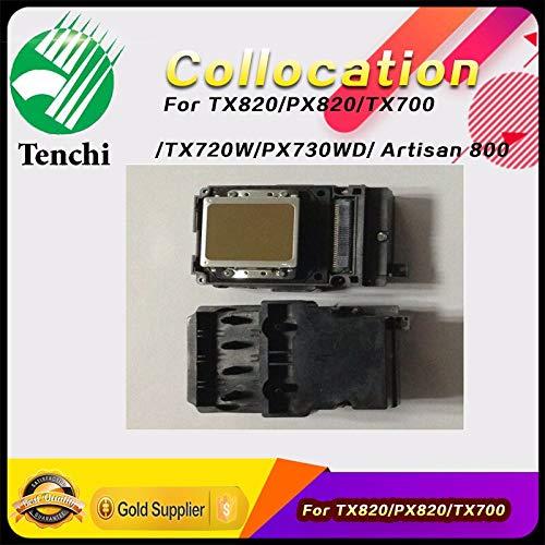 Printer Parts 95/% Original Supplier Solvent Yoton Adaptor Compatible for Eps0n TX820//PX820//TX700//TX720W//PX730WD// Artisan 800 Print Head