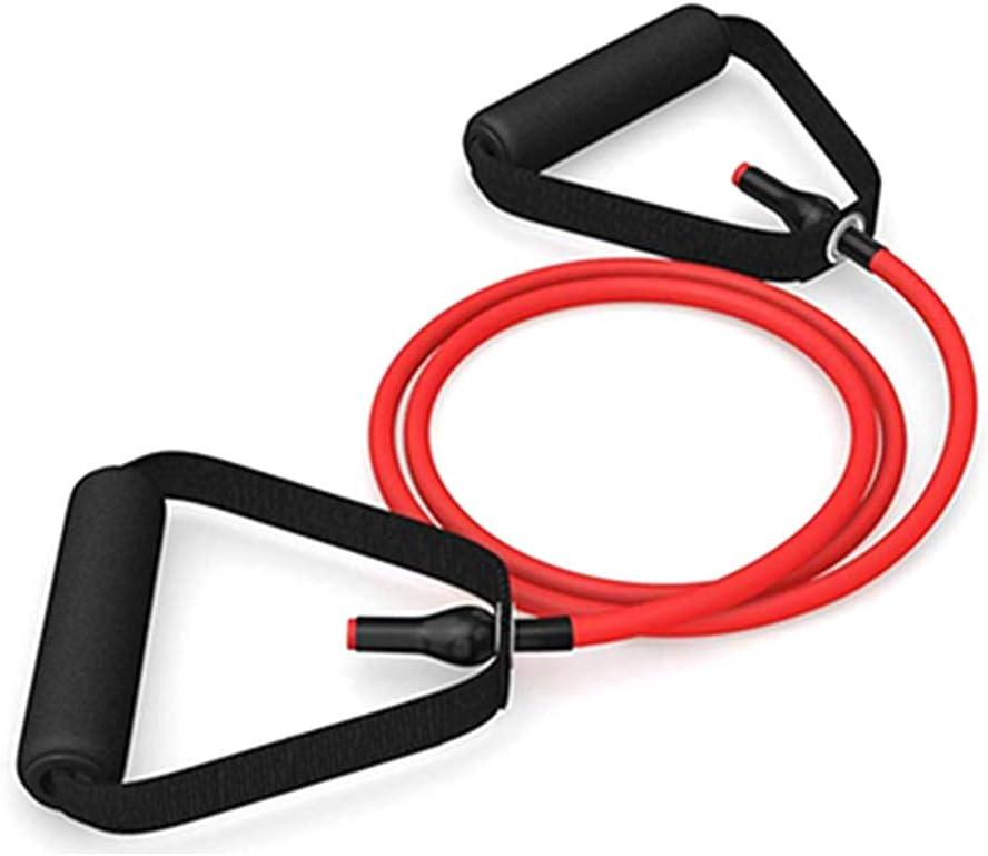 Gym Sport Band Workout Elastische B/änder Expander Pull Rope Tubes Trainingsger/äte f/ür Yoga Yoga zu Hause zur Verbesserung der Mobilit/ät Poxcap Fitness Resistance Bands