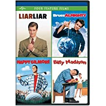 Liar Liar / Bruce Almighty / Happy Gilmore / Billy