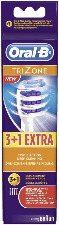Braun Oral-B TriZone Replacement Heads