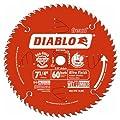 Freud D0760X Diablo Ultra Finish Saw Blade ATB 7-1/4-Inch by 60t 5/8-Inch Arbor from Freud