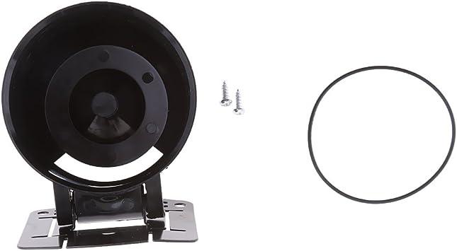 Kesoto Auto Zusatzinstrumente Halterung 60mm Universal Auto Kfz Instrumente Halterung Instrumentenhalter Auto