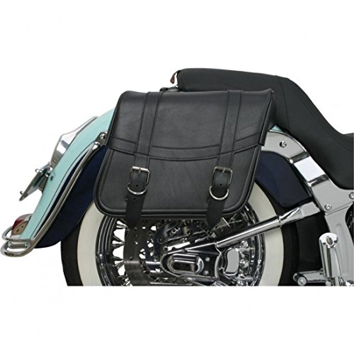 - SADDLEMEN HIGHWAYMAN SLANT SADDLEBAGS - CLASSIC