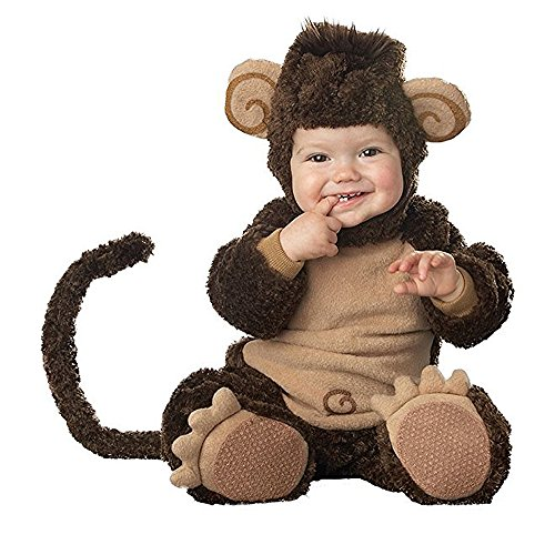 Toddler Baby Infant Monkey Zoo Animal Christmas Dress up Costume