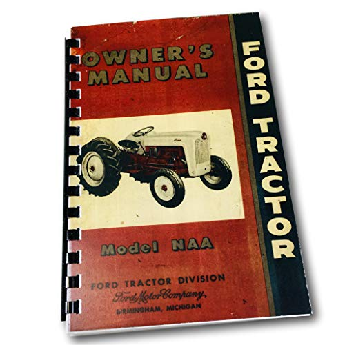 ford jubilee tractor manual buyer's guide for 2018