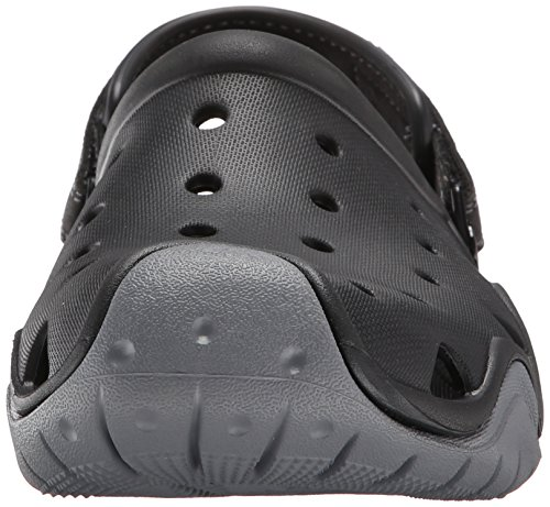 Schwarz Clog Swiftwater Black Herren Charcoal crocs Men wEIq7nO