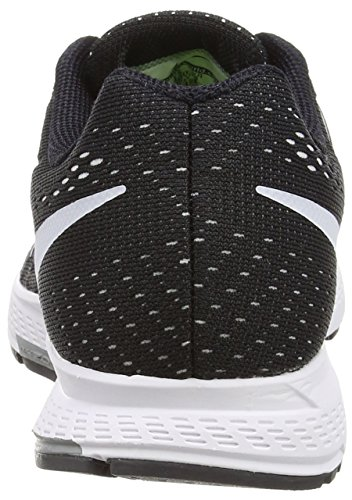 Platinum Pegasus Para Negro 32 Zoom Air Mujer White black Nike pure Zapatillas XxRwgqP