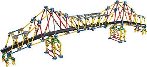 K 'NEX steel echt bruggenset