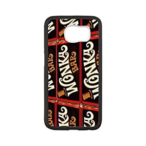 James-Bagg Phone case Wonka Bar Protective Case For Samsung Galaxy S6 Style-3