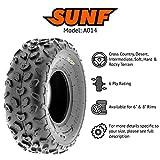 SunF A014 XC-Sport ATV & Go Kart 19x7-8 Knobby