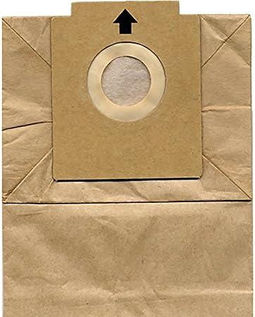 Sanfor 17090 - Pack de 10 bolsas para aspiradoras Solac RSO901/903 ...