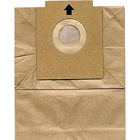 Sanfor 17090 - Pack de 10 bolsas para aspiradoras Solac ...