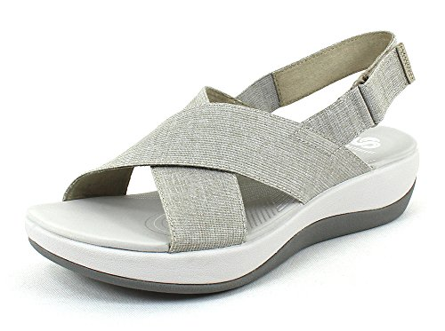 clarks-of-england-womens-arla-kaydin-sand-fabric-and-synthetic-sandals-9-bm-us