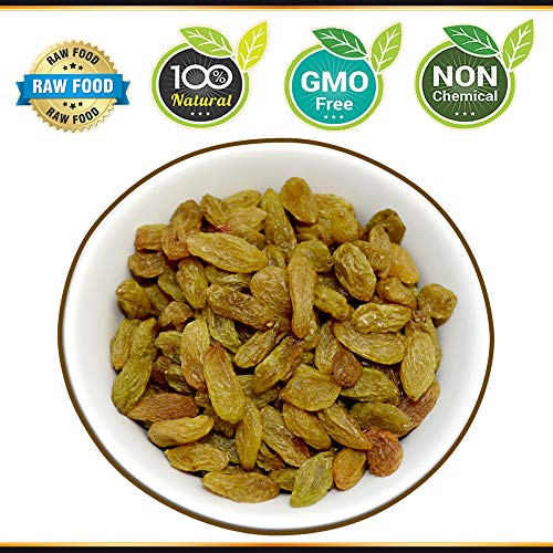 Himalayan Raisins Organic Bulk 55 LB - Wholesale Supplier Kosher by Ancient Science (Image #1)