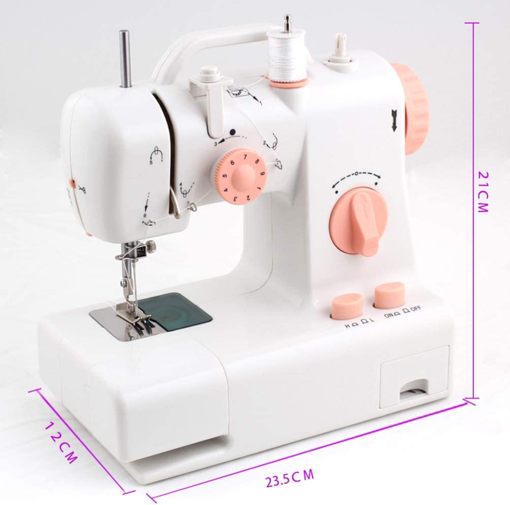 EXCEART Máquina de Coser 1Pcs Máquina Automática Eléctrica ...